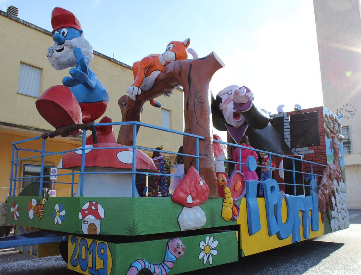 Anteprima Carnevale Pontino 2019