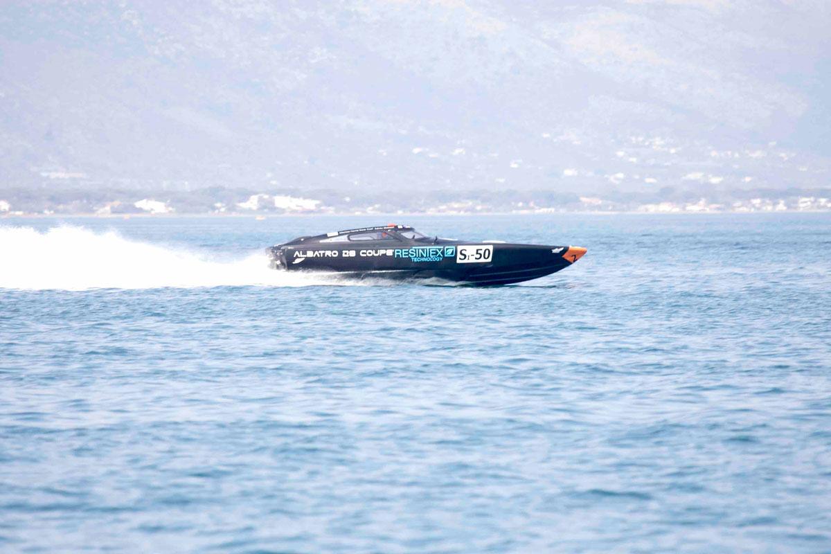 Campionato italiano di offshore San Felice Circeo - Ph. Stefano Mannarelli