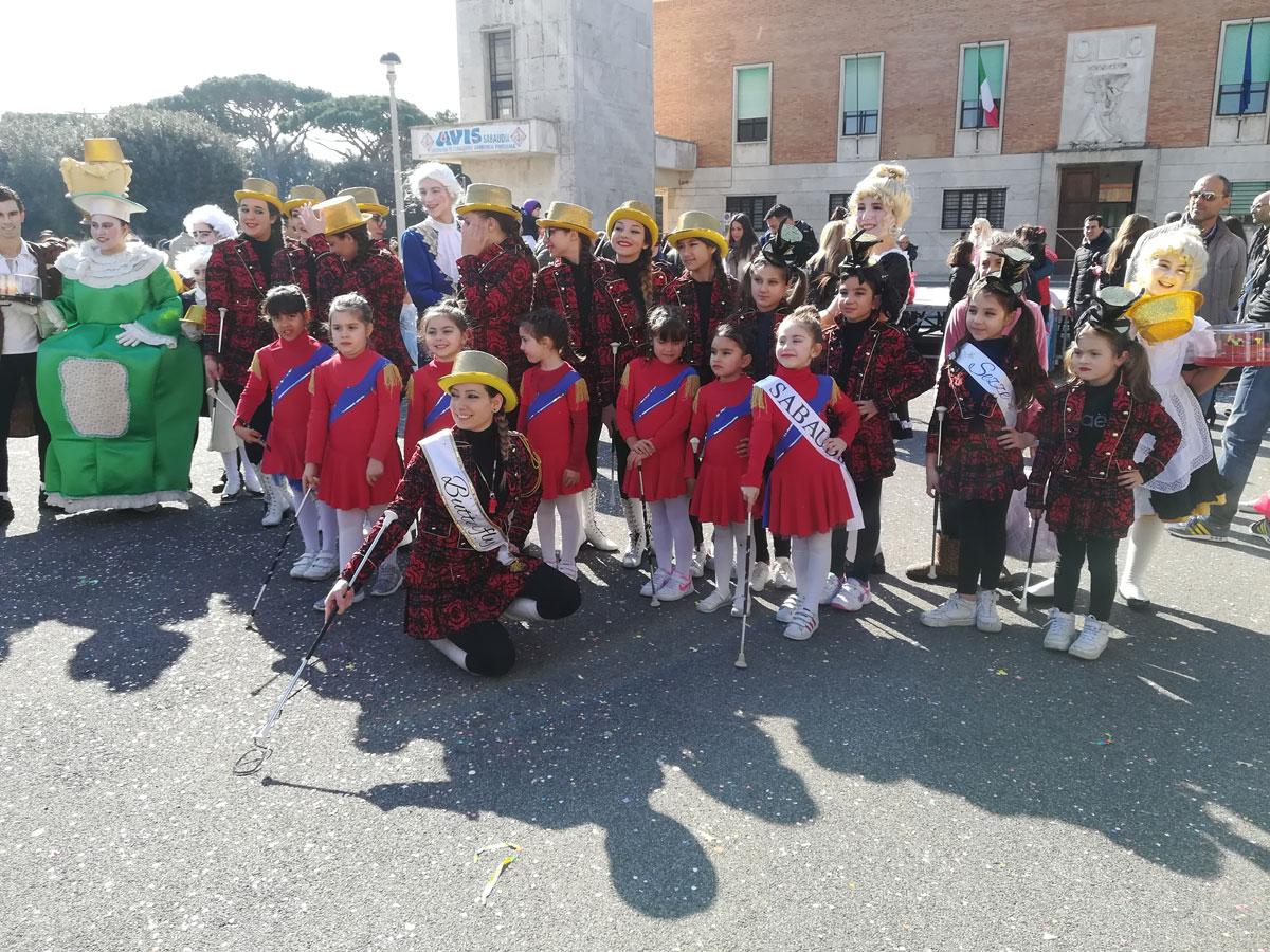Domenica 11 febbraio 2018 - L'allegria del Carnevale - Sabaudia