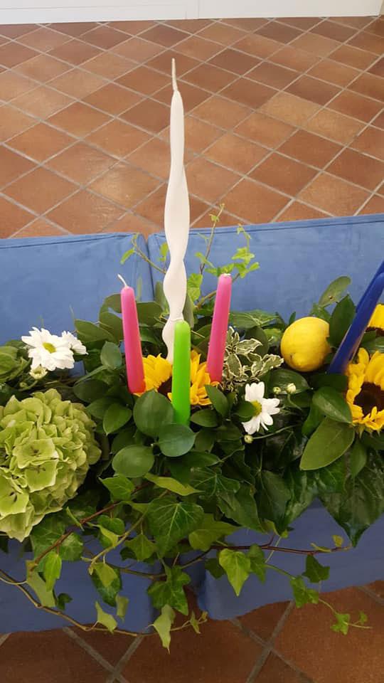 Cerimonia delle candele 2018 - Sezione Fidapa di Sabaudia