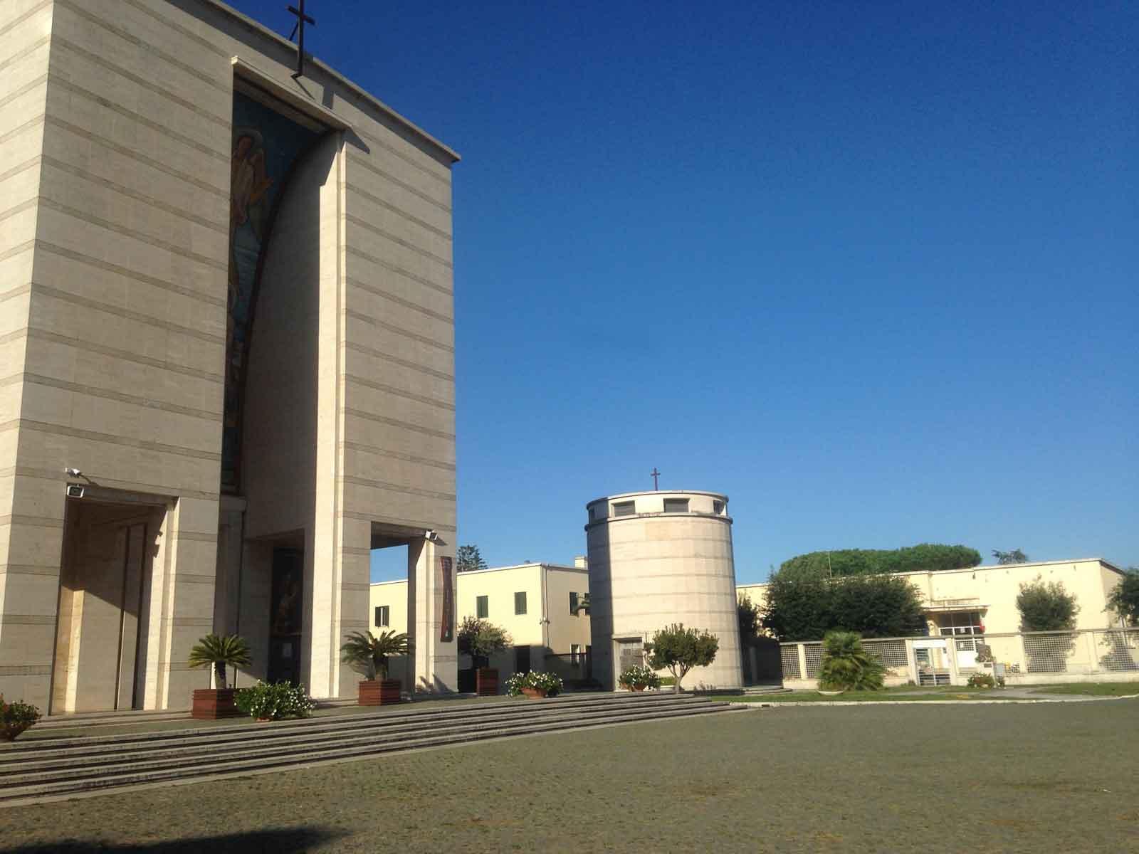 Sagrato Chiesa SS Annunziata