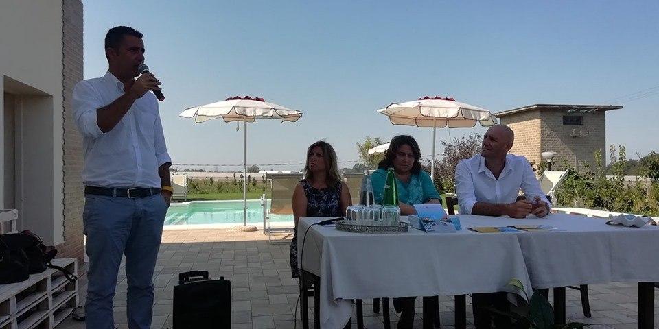 conferenza eventi - agosto 2019 - Sabaudia