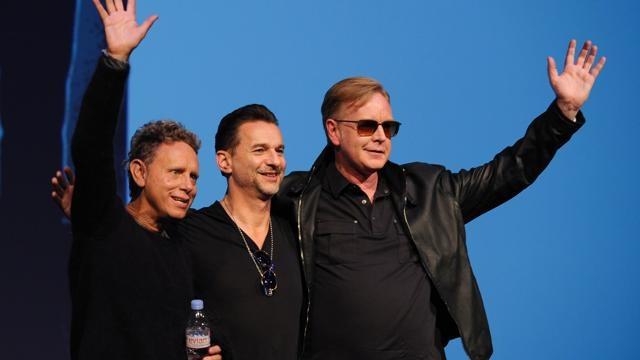 Depeche Mode in Italia nel 2013 - il nuovo brano in anteprima e immagini inedite della band - depeche mode e dintorni - 1
