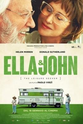 Ella & John (The leisure seeker) diretto da Paolo Virzì