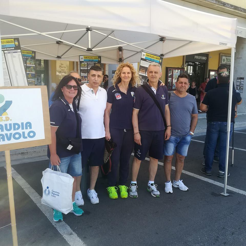 Festa dello Sport della città di Sabaudia 2018