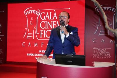 Galà del Cinema e della Fiction 2017 - Campania
