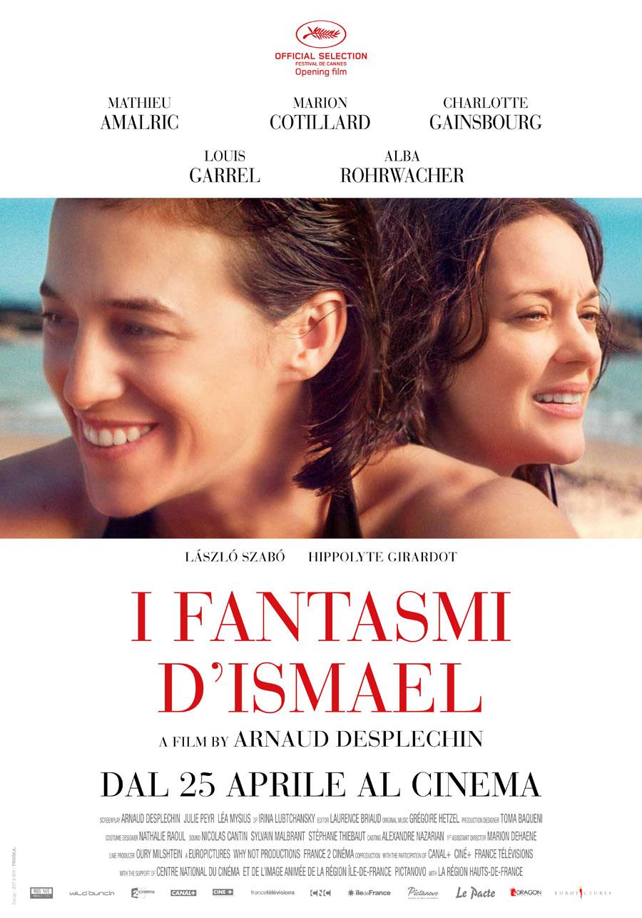 I Fantasmi D'Ismael un film di Arnaud Desplechin
