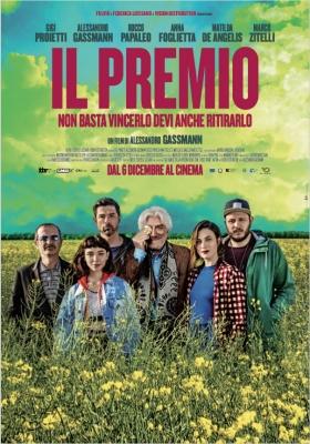"""""""Il Premio"""" il nuovo film di Alessandro Gassmann"""