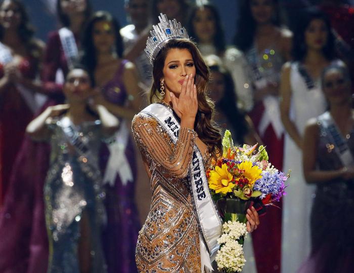 Iris Mittenaere - Miss Universo 2017