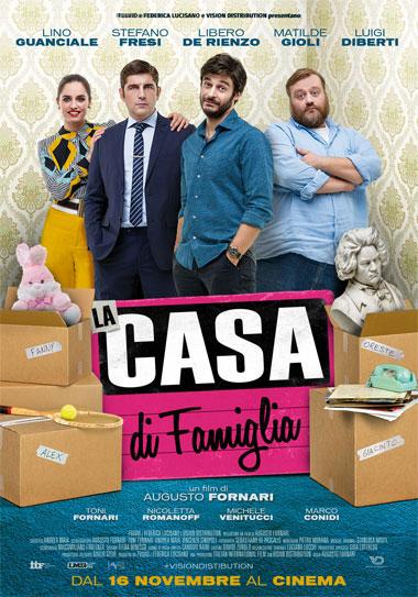 La Casa Di Famiglia film di Augusto Fornari