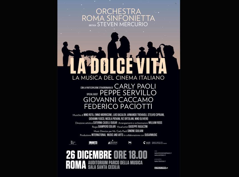 La Dolce Vita: la musica del cinema italiano