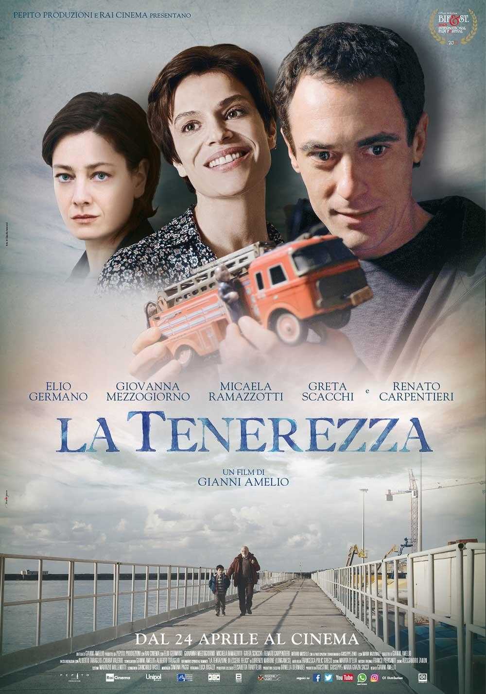 La Tenerezza, un film di Gianni Amelio con Elio Germano, Giovanna Mezzogiorno, Micaela Ramazzotti. Dal 24 aprile al cinema