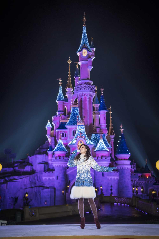 Laura Pausini - Disneyland Paris 2016