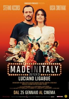 """""""Made in Italy"""" il nuovo film di Luciano Ligabue"""