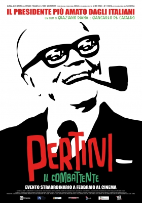 Pertini - Il combattente film documento