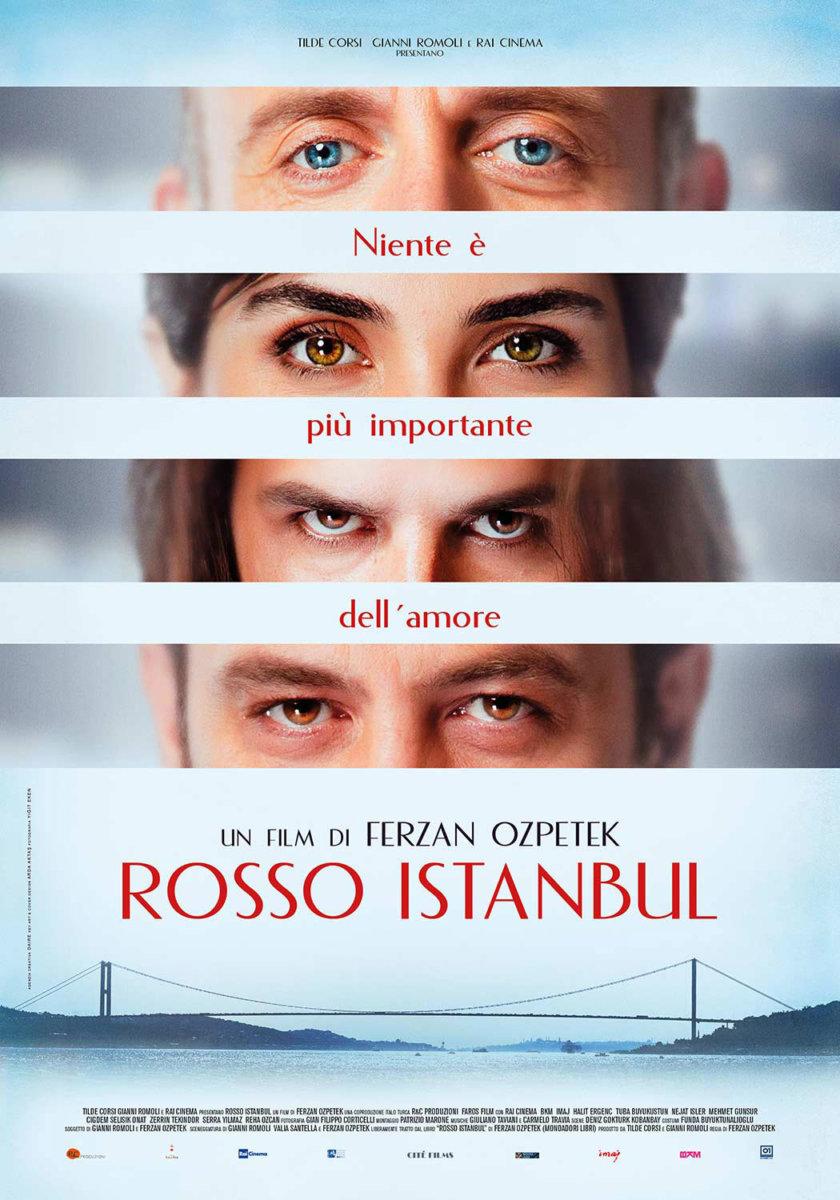 Rosso Istanbul di Ferzan Ozpetek, dal 2 marzo a cinema
