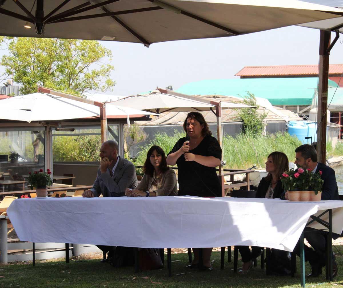 Sabaudia in Vetrina 2019 - conferenza stampa