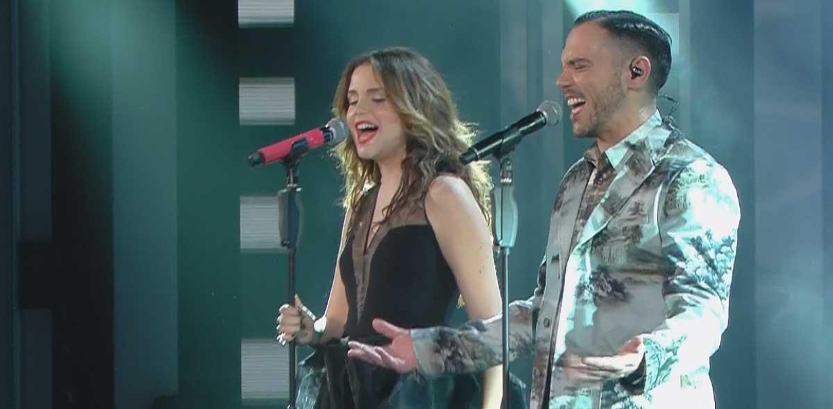 Raige e Giulia Luzi