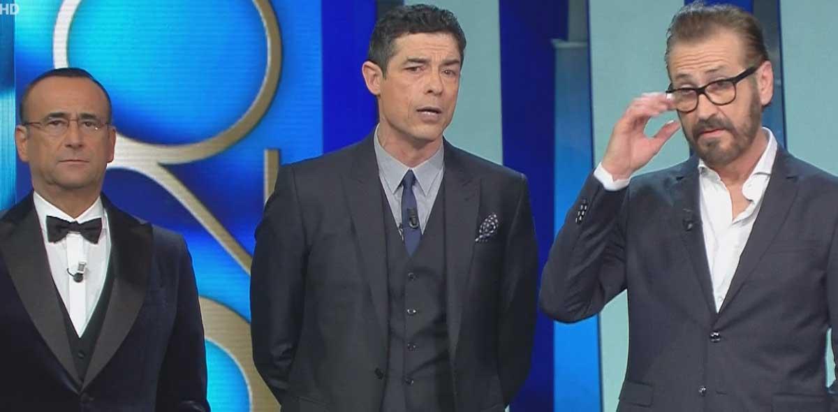 Alessandro Gasmann e Marco Giallini