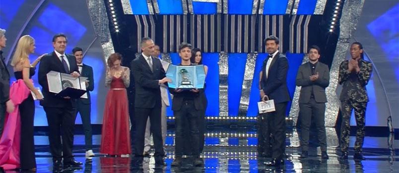 """Ultimo con """"Il ballo delle Incertezze"""" vince Sanremo Nuove Proposte 2018"""