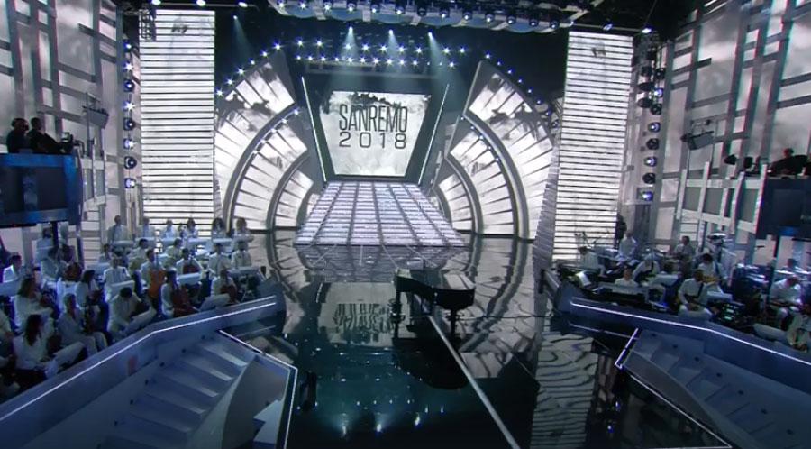 seconda serata Sanremo 2018
