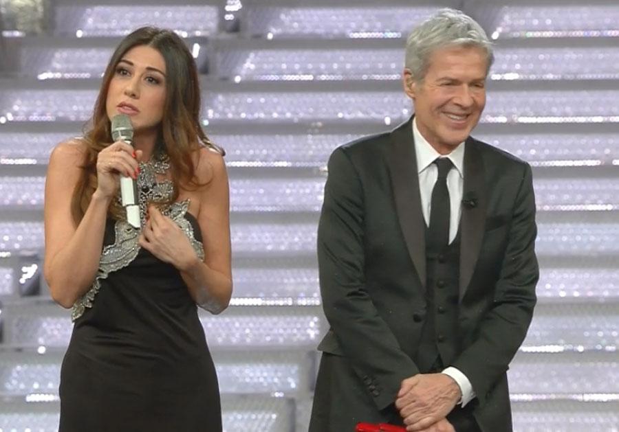 Virginia Raffaele - Claudio Baglioni