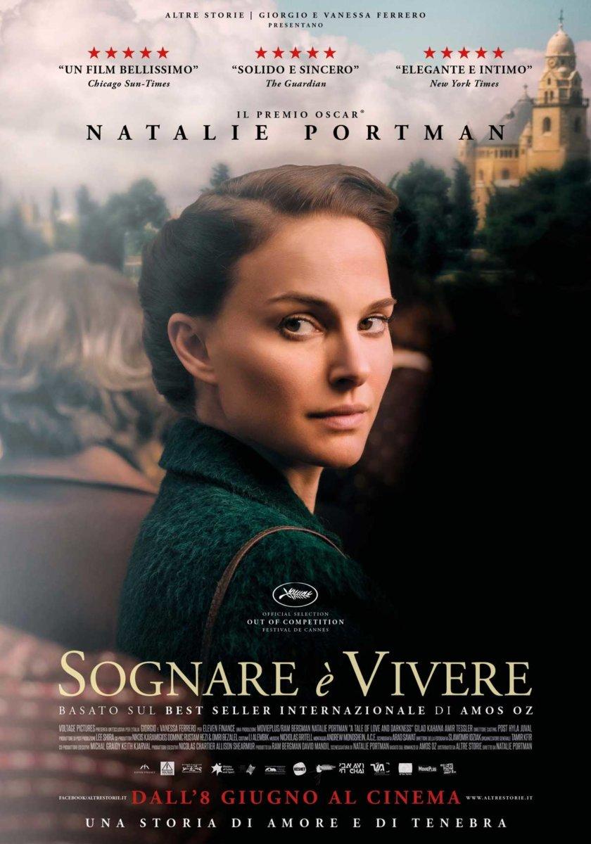Sognare è Vivere di Natalie Portman