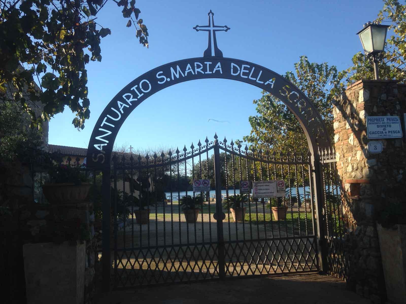 Santuario della Sorresca