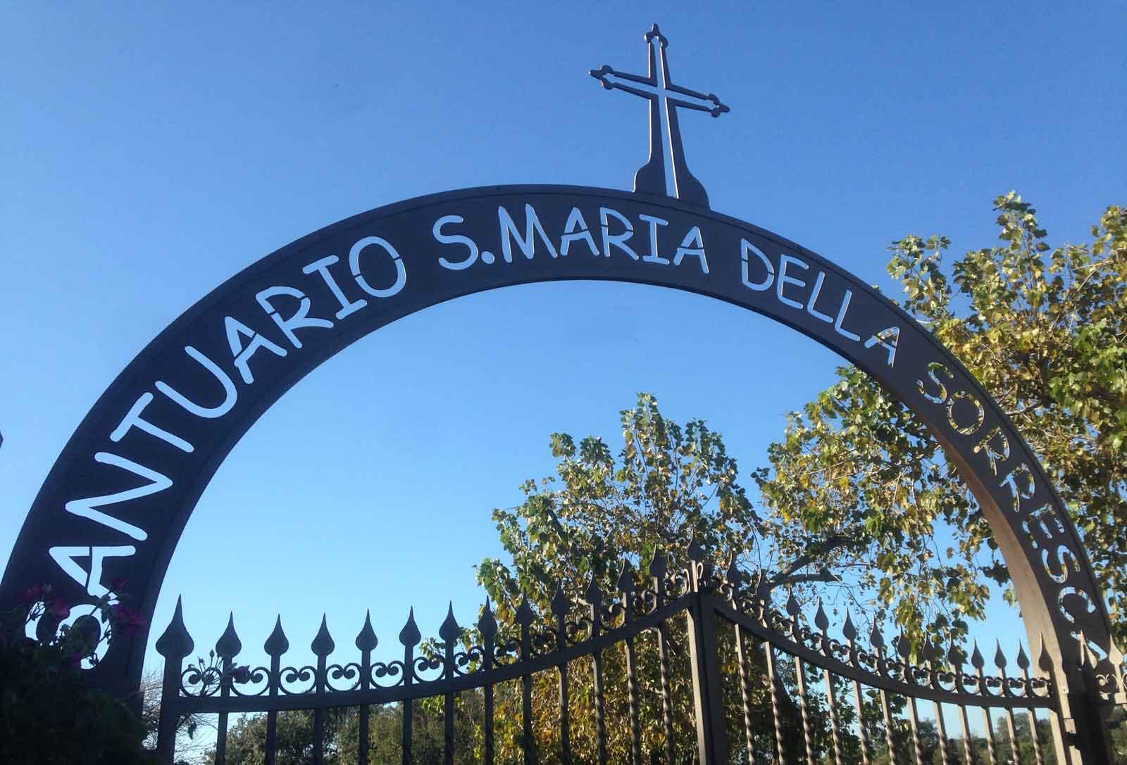 Santuario S.Maria della Sorresca