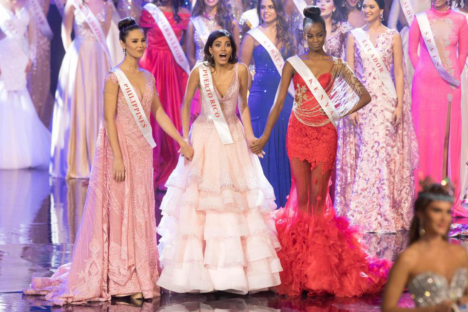 Miss Porto Rico Stephanie Del Valle è Miss Mondo 2016