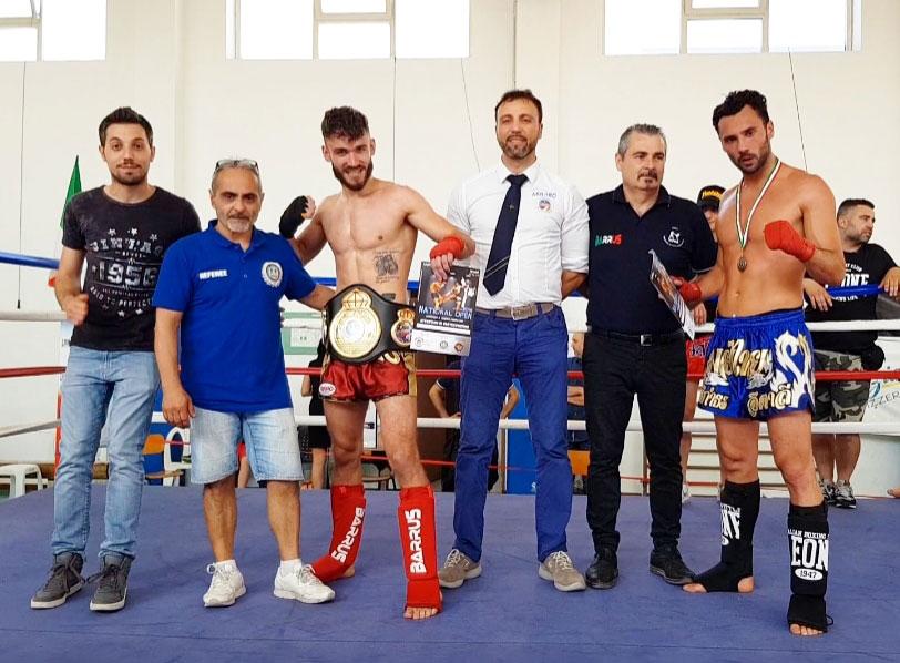 Team Iadevaia - Internazionali di Kickboxing e K1