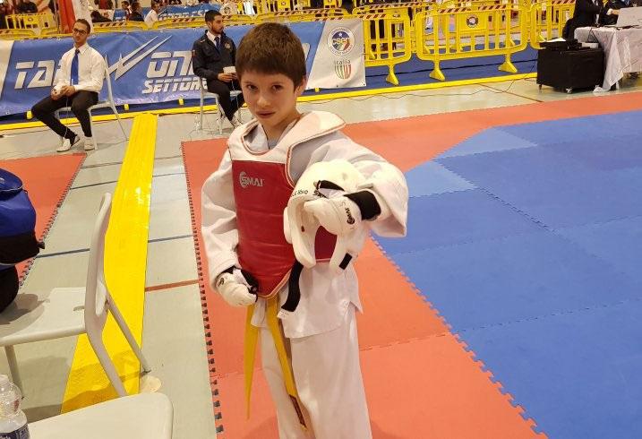 Teamiadevaia Campioni di Taekwondo