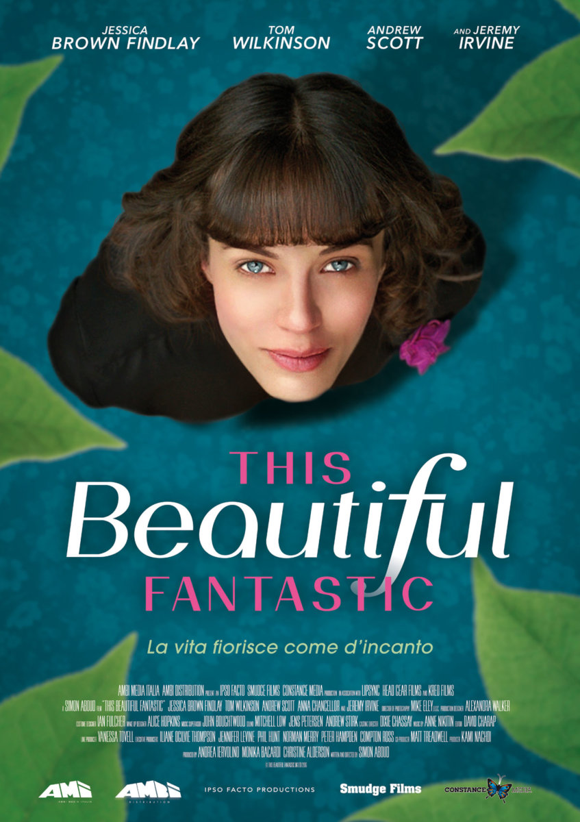 This Beautiful Fantastic - film di Simon Aboud