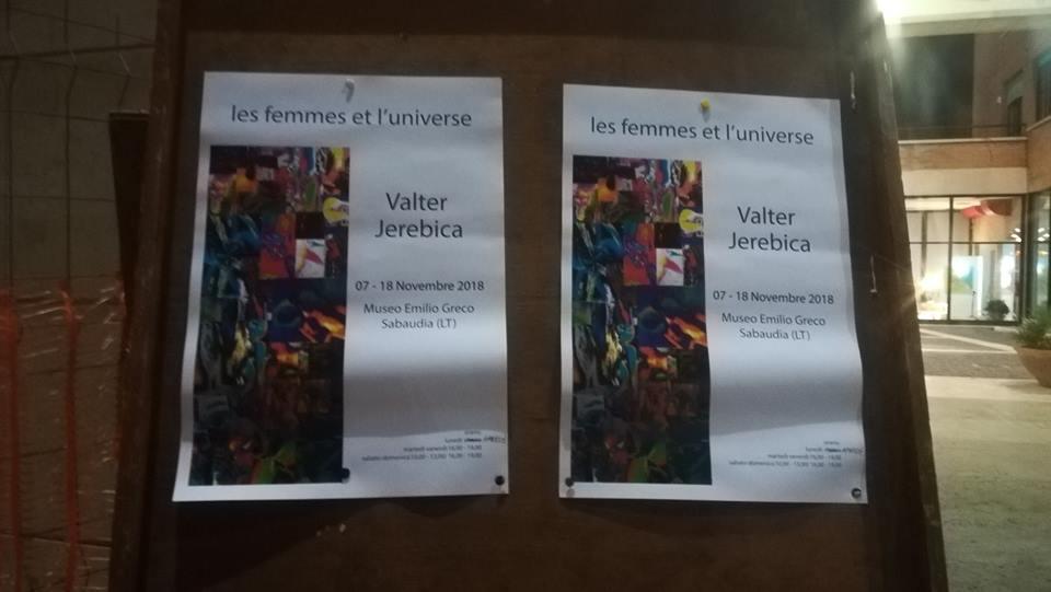 Les femmes et l'universe di Valter Jerebica