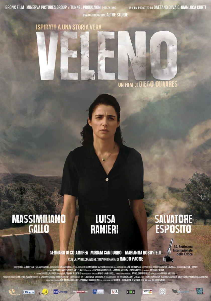 Veleno di Diego Olivares, evento speciale alla Settimana della Critica a Venezia e dal 14 settembre al cinema