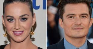 Katy Perry ed Orlando Bloom