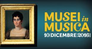 Musei in Musica 2016
