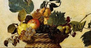 Caravaggio-natura-morta