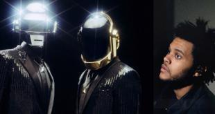 The Weeknd feat. Daft Punk