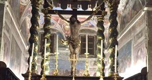affreschi della chiesa di Santa Maria Assunta