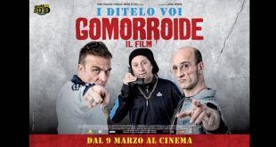 Dal successo di Made in Sud, I Ditelo Voi arrivano al cinema dal 9 marzo con Gomorroide