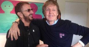 Paul McCartney e Ringo Starr