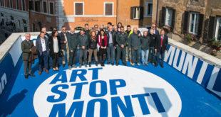 Art Stop Monti