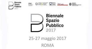 Biennale dello Spazio Pubblico 2017