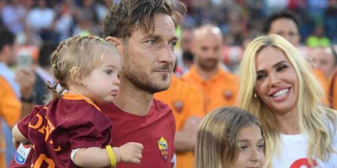 Roma. L'addio in lacrime di Totti
