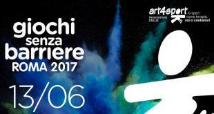 Giochi Senza Barriere Roma 2017