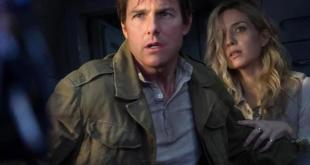 """La Mummia"" con Tom Cruise al top del box office italiano"