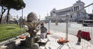 Restaurata-la-Fontana-della-Pigna