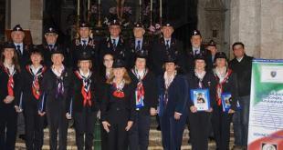 Corale della Sezione Carabinieri di Sermoneta