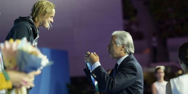 Mondiali di nuoto. Oro per Federica Pellegrini nei 200 stile libero